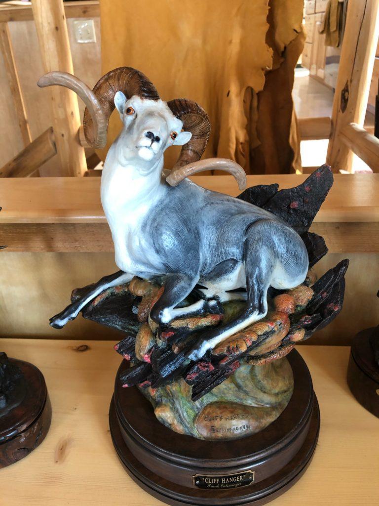 dall sheep bronze Alaska